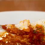 珈食房 る ぱん - 料理写真:カレーリフト