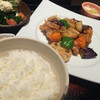 大戸屋 - 料理写真:鶏と野菜の黒酢あん定食