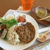Blue Cafe - 料理写真:彩り旬菜ランチプレート