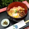 花の茶屋 - 料理写真:みむろうどん(冷)