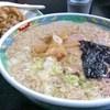福や - 料理写真:ラーメンセット