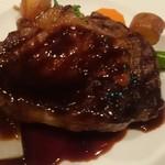 ビストロペイザンヌ - 料理写真:牛リブロース