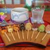 みつはっちゃ屋 - 料理写真:おだんご味比べセット☆
