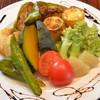 パネイラ - 料理写真:パネイラ特製・旬の野菜の盛り合わせ 焼きたて、蒸したて!質・量ともに大満足の旬の野菜盛り合わせ