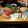 江戸銀 - 料理写真:刺し盛り