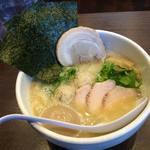 らーめん銀杏 - 特製・濃厚鶏白湯 塩