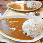 ル・ピック - ひよこ豆のスパイシーカレー