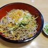 浅野屋 - 料理写真:冷したぬき(大盛)\1000(16-06)