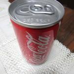 すたみな太郎NEXT - 帰りにいただいたコカコーラミニ缶