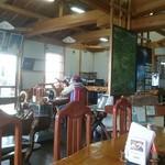 レストラン 北山 - 店内の様子