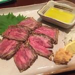 茨木グリル - 和牛の味噌漬け(¥850)