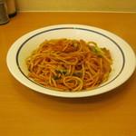 スパゲッティキング - 「ナポリタン/小」です。