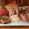 食彩酒豪 じん - 料理写真:お刺身盛り合わせ(ハーフサイズ) ¥890
