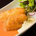 Dining TABI - 人気ナンバーワン!蟹のクリームコロッケ