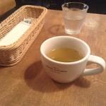 52521271 - ランチ スープ