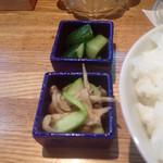 萌木 - 料理写真:小鉢