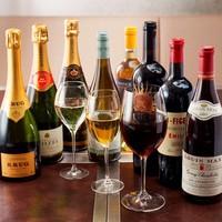 【大人の為の完全個室でワインに酔いしれてみては?】