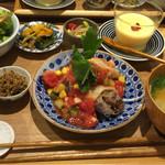 ソラマメ食堂 - 定食