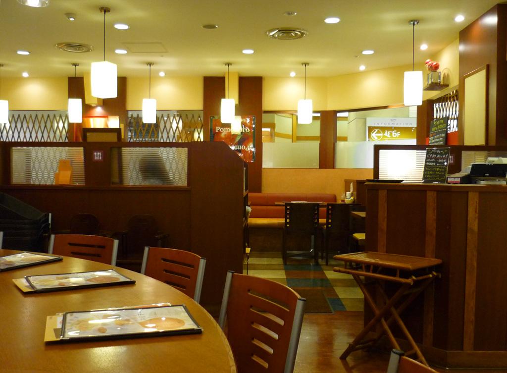 スパゲッティ食堂DONA 久里浜店