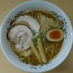 Niboshiiwashiramenen - 煮干らーめん大盛