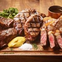シェフ厳選のお任せお肉のグリル盛り合わせ3種~5種