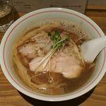 麺尊RAGE - 煮干し