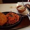 カフェ&レストラン カルネ - 料理写真:スパカツカレー
