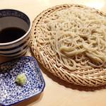 更科すず季 - 料理写真:生粉打ち十割蕎麦