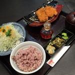 とんかつ浜勝 - 浜勝ランチ(790円+税)