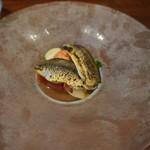 Randevudezami - 鮎の塩焼き