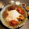 ネパール民族料理 アーガン - 料理写真:Newari bhoj set ネワリボジセット