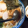 麺処 壱萬屋 - 料理写真:支那そば(ライス無料):740円/2016年6月ランチメニュー