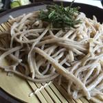 ぽけっとハウス - 料理写真:蕎麦