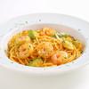 イタリア食堂 クッチーナ - 料理写真:海老とアボカドのトマトクリームソース