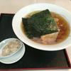 麺屋酒田inみなと - 料理写真:ラーメン 小 300円