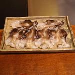 竹屋町 三多 - 料理写真:トリ貝
