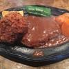 やまぐちさん - 料理写真:蟹クリームコロッケとハンバーグ