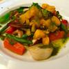 グテ - 料理写真:アイナメのポワレ  白身がフワフワで美味し過ぎる♡