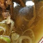 くをん - 追いガツオされた濃厚スープ