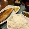 魚まる - 料理写真:焼魚定食(とろ鯖焼)@880円  脂が乗って美味い♪