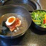 土古里 - 冷麺 (細麺)