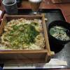 門前茶屋 - 料理写真:深川あさり蒸籠飯 980円