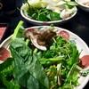 しゃぶ亭 ふふふ - 料理写真:ガッツリ野菜を食べるしゃぶしゃぶ(2016.06現在)