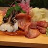 鮨芳 - 料理写真:刺身