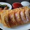 野方餃子 - 料理写真:焼餃子W定食