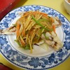 太平楽 - 料理写真:アナゴの唐揚甘酢ソース 2016.6