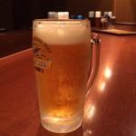 シディーク - 生ビール(小)