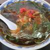さかえや - 料理写真:満州ニラらーめん(中)
