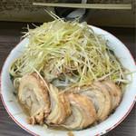 52603905 - 小豚ネギアブラマシマシ(2016/06)