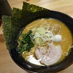 麺家 神明 - 2016.06